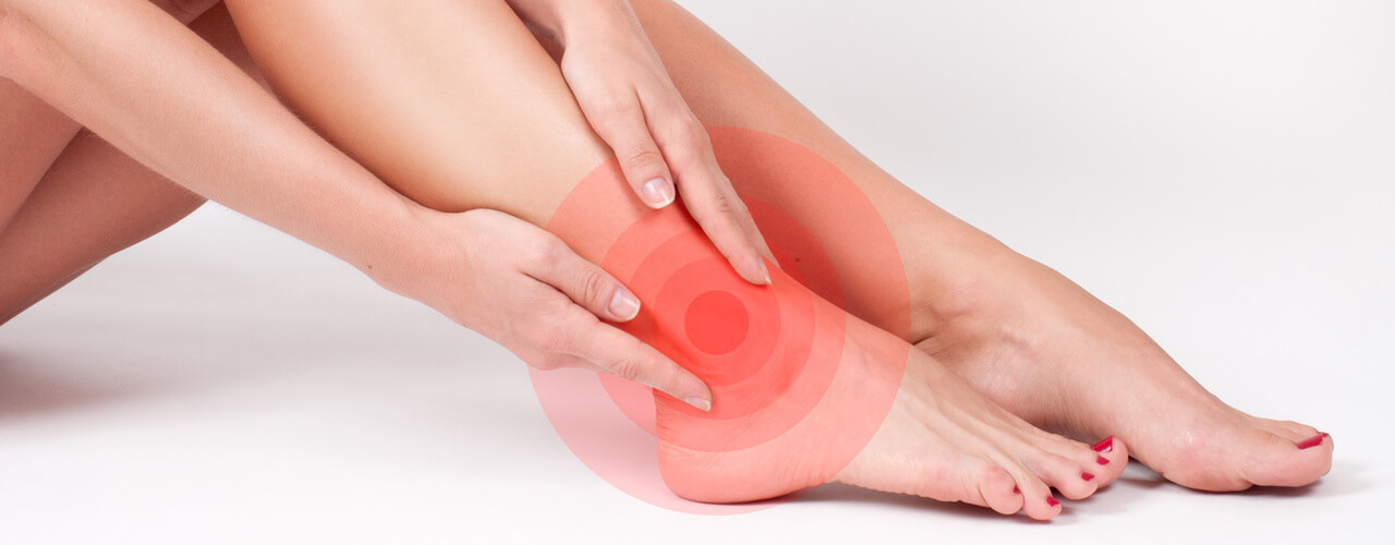 Foot Pain Relief and Ankle Pain Relief Wilmington, NC