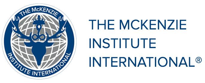 mckenzie institute international shoreline pt partner