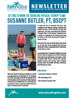 november newsletter shoreline pt