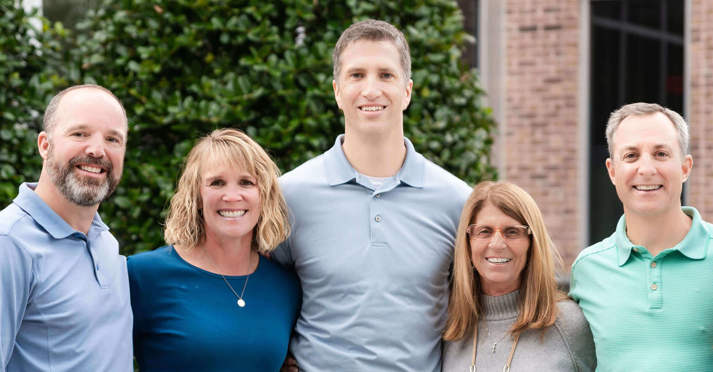 Shoreline physical therapy staff photo